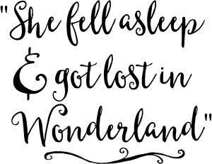 Alice In Wonderland Quotes - 6