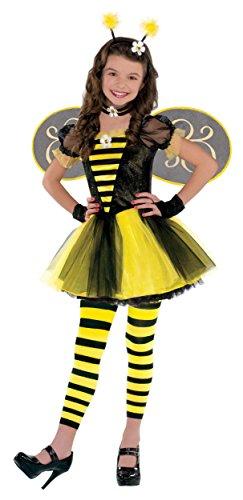 Children's Totally Bumble Bee Costume Size Medium -