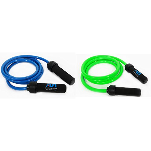Ader Heavy Power Jump Rope, Weighted Jump Rope (2.3LB)