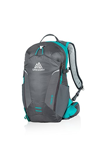 Gregory Mountain Products Maya 16 Liter Women's Day Hiking Backpack | Trail Running, Mountain Biking, Travel | Durable Straps and Hipbelt, Helmet Compatible Pocket | Comfort on the Trail
