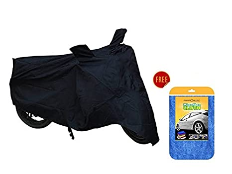1bc4ca63574 Raaisin Bike Cover for Honda CB Twister Black Seat Covers available at  Amazon for Rs.