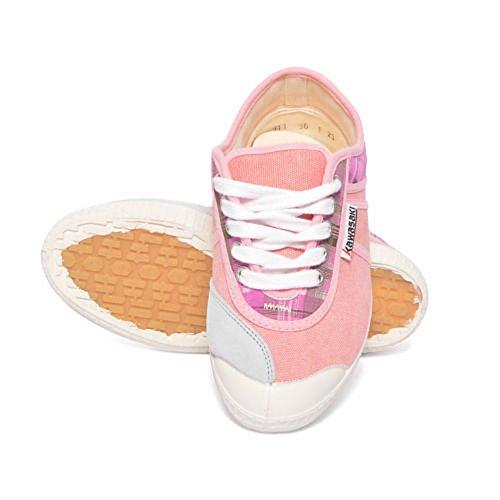 Kawasaki , Damen Sneaker rosa Rosa