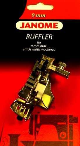 Janome Ruffler Foot (9mm) by Janome