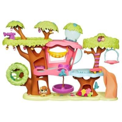 Littlest Pet Shop Treehouse Playset