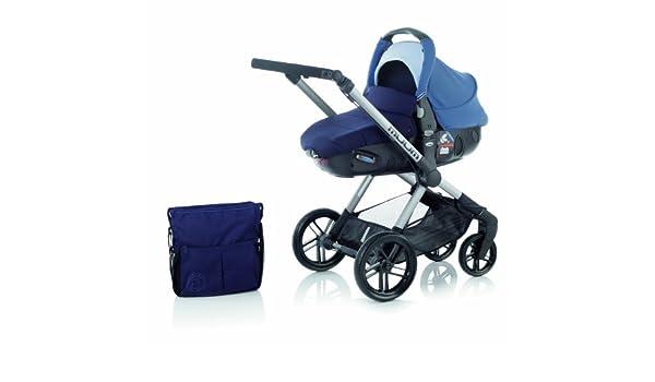 Jane 5313 R29 - Silla de paseo duo muum reversible + silla de coche matrix sea: Amazon.es: Bebé