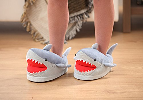 Shark Attack Attack Slippers Shark Shark Slippers Slippers Attack Attack Shark HfIrnqtawI