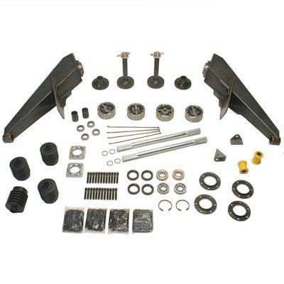 Amazon com: Pacific Customs Vw Rear Suspension Kit 3X3