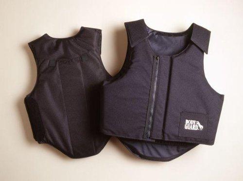 Tough 1 Bodyguard Protective Vest, Black JT International Inc. 23-3400-2-102