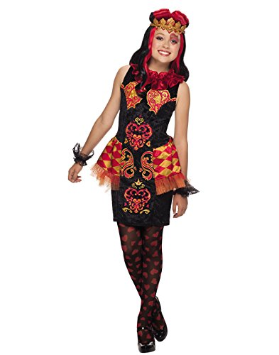 Ever After High Lizzie Hearts Costume, Child's Small]()