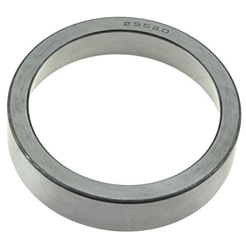 WJB WT25520 - Front Wheel Bearing/Tapered Roller Bearing Cup - Cross Reference: National 25520/ Timken 25520/ SKF BR25520, 1 Pack