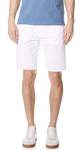 J Brand Men's Eli Cutoff Shorts, Bitman, 32 by J Brand Jeans