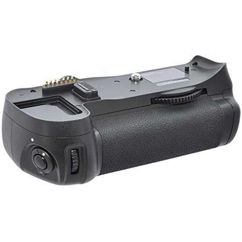 D600 Series Battery - Vivitar MB-D14 Pro Series Multi-Power Battery Grip for Nikon D600 & D610 DSLR Camera