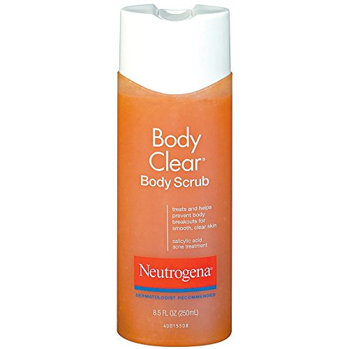 Body Clear Body Scrub - 8
