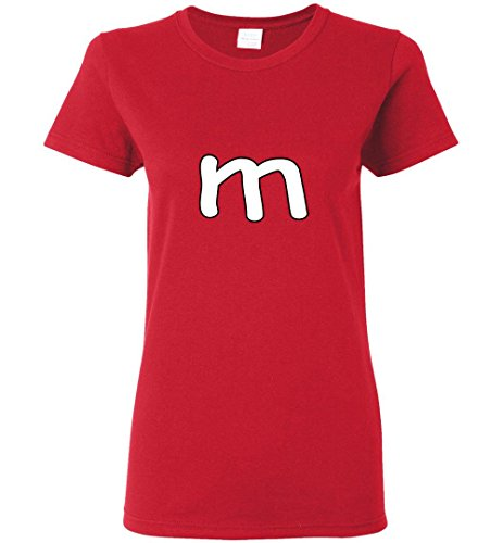 Halloween Costume Shirt - M Candy (Ebay Halloween Costumes For Adults)
