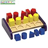 Guidecraft 3 in a Row Sorter