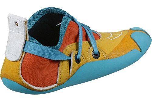 La Sportiva Gripit Füße Katze, Unisex Erwachsene gelb