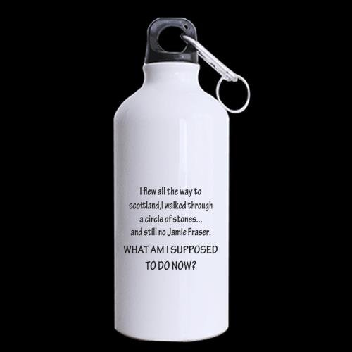f8d79a327d4 Amazon.com   Quote Inspiration Outlander Custom Sport Water Bottle Travel  Cup Nice Gift 13.5 OZ   Sports   Outdoors