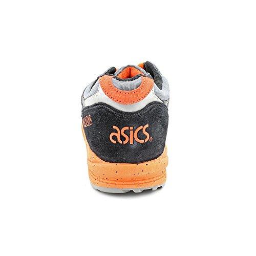 Asics Tiger Mannen Gel-saga Grijs / Oranje