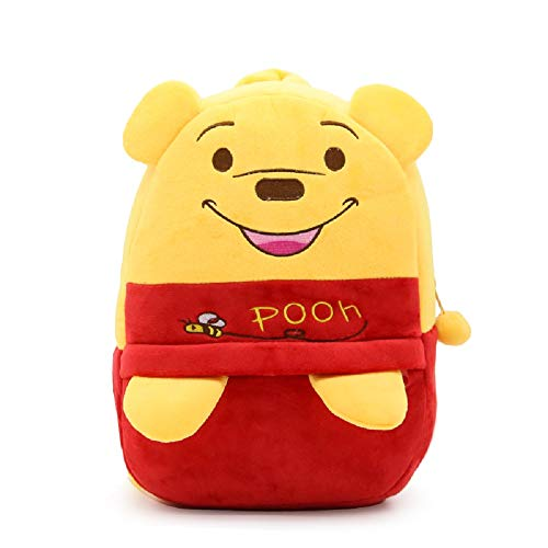 Monitor Baby Pooh Winnie The (JCBD Kids Backpacks Cute Plush Little Girls Boys Cartoon Animal Backpacks school backpacks (Winnie the Pooh))