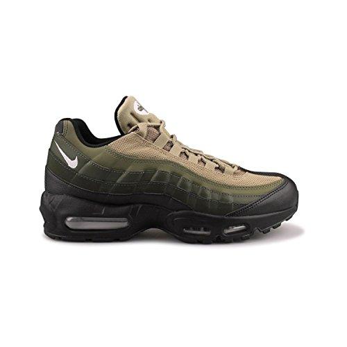 Sequoia Trainers Air Wmns Black Cargo Womens Max White Essential Light Nike Khaki ARq8xpwaa