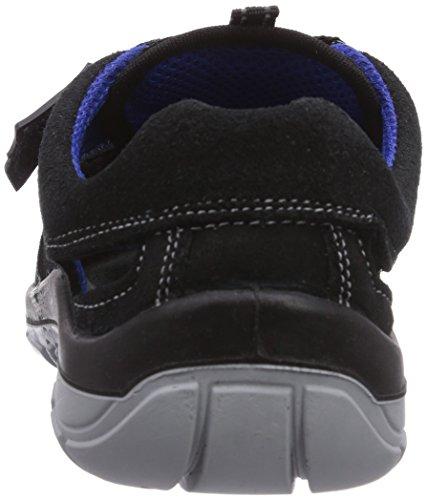 Maxguard PAN P190 Unisex-Erwachsene Sicherheitsschuhe Mehrfarbig (blau/schwarz)