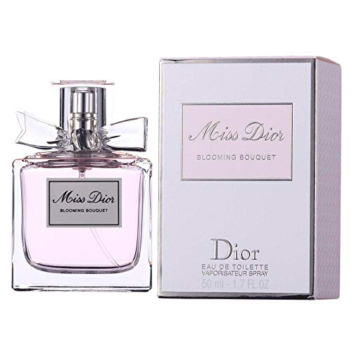 Miss Ďior Blooming Bouquet By Christian Dior Perfume EDT Spray 1.7 OZ / 50 ml ()