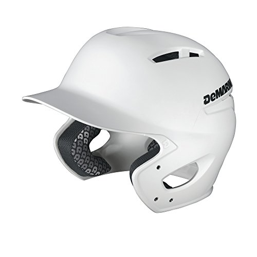 - DeMarini Paradox Fitted Pro Batting Helmet XX-Large (7 7/8-8), White, XX-Large (7 7/8-8)