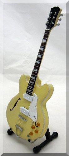 JOHN LENNON Miniatura Guitarra BEATLES: Amazon.es: Instrumentos musicales