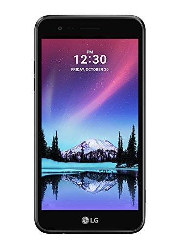 LG K4 2017 SIM Free Smartphone - Black