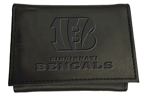 Team Sports America Cincinnati Bengals Tri-Fold Wallet