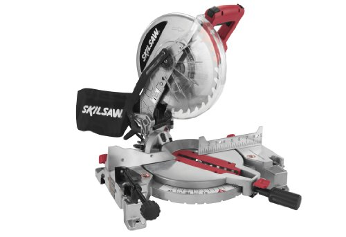 Skil 3317-01 10-Inch Compound Miter Saw with Quick Mount ...