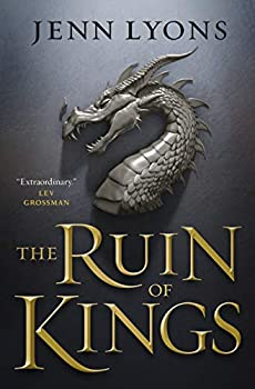 The Ruin of Kings by Jenn Lyons science fiction and fantasy book and audiobook reviews
