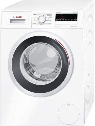Bosch WAN24260ES Independiente Carga frontal 7kg 1200RPM A+++-10% Blanco - Lavadora (Independiente, Carga frontal, Blanco, Giratorio, Tocar, Izquierda, LED): 324.28: Amazon.es: Grandes electrodomésticos