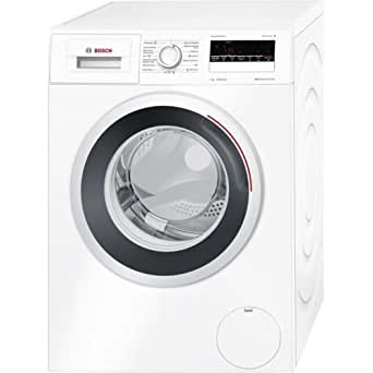 Bosch WAN24260ES Independiente Carga frontal 7kg 1200RPM A+++-10% Blanco - Lavadora (Independiente, Carga frontal, Blanco, Giratorio, Tocar, ...