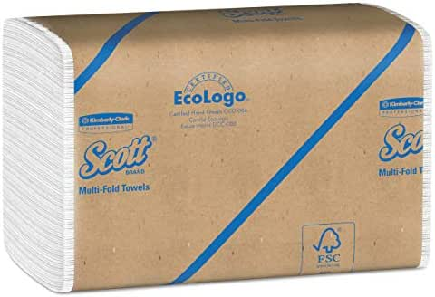 Paper Towels: Scott Multi-Fold Towels