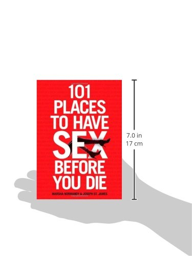 1001 places to have sex