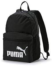 بوما حقيبة ظهر مدرسية للرجال، متعددة - اسود