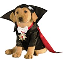 Rubies Costume Co Classic Movie Monsters Collection Pet Costume, Large, Dracula