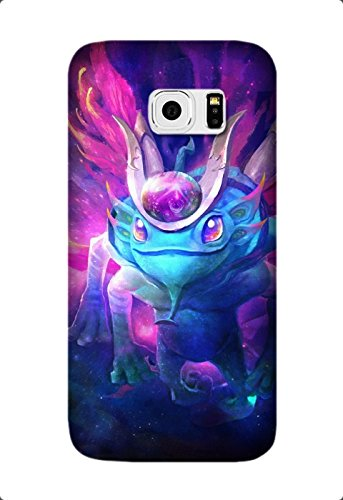 Samsung Galaxy S6 Edge Case, Hard Protective Cases Game DotA 2 for Samsung Galaxy S6 Edge Customized Cover Design By [Clayton Gentry]