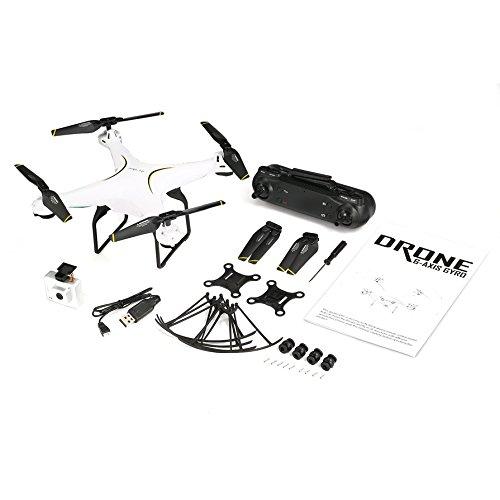 Ballylelly SG600 RC Drone 2,4G FPV Quadcopter Weitwinkel 2MP Wifi Weitwinkel Quadcopter Kamera Höhe Halten a1bc23