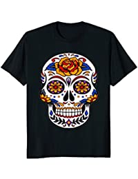 Day of the Dead Sugar Skull T-Shirt
