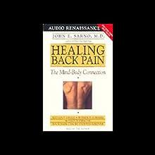 Healing Back Pain Audiobook by John E. Sarno Narrated by John E. Sarno