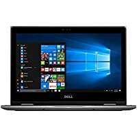 Dell Inspiron 13 5000 Series 13.3-Inch Full HD Touchscreen Laptop - Intel Core i5-7200U, 256GB SSD, 8GB DDR4 Memory, Windows 10 Professional