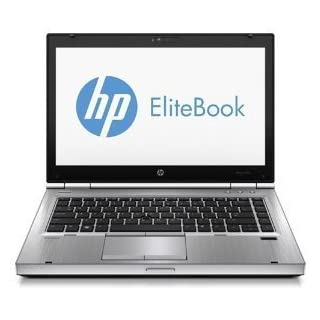 HP Elitebook 8470p 14 Inch Laptop, Intel Core i5 3320M 2.6G, 8G DDR3,240G SSD,DVD,Windows 10 Pro (Renewedd)