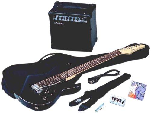 Yamaha ERG 121 GP II BL - Guitarra eléctrica (madera), color negro