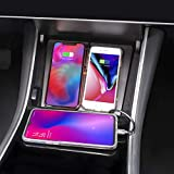 TAPTES Tesla Model 3 Wireless Phone Charger Pad