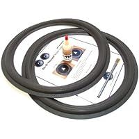 Optimus / Realistic 15 Speaker Foam Surround Repair Kit - 15 Inch