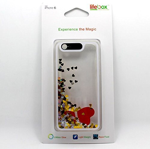 LifeBox Glow Apple iPhone 6 6s Case 4.7 quot  Dual Layer Hybrid Bumper  Double Protection b498696e0