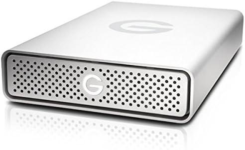 HGST 外付けハードディスクドライブ(8TB) G-Technology G-DRIVE USB-C 0G05677