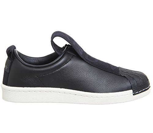 W Slipon off Black Superstar Basses Femme Bw35 core White core Sneakers Noir Adidas Black tE7zqdq